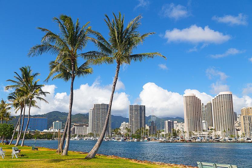 Honolulu dating scene