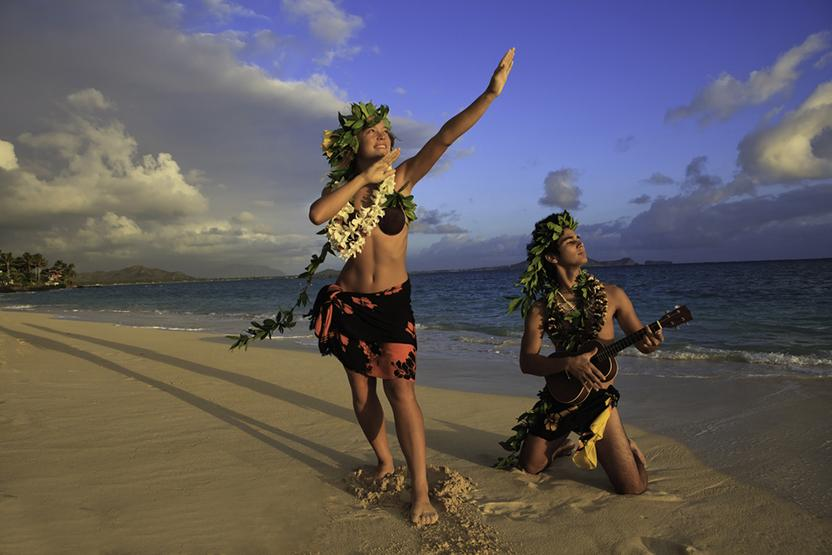 Hula Learn to Dance Instructions 16th Printing 1970 Tongg Publishing Hawaii