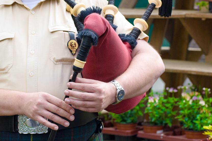 Iac Bagpipes