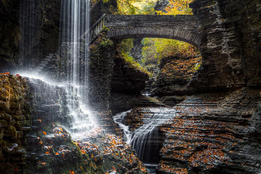 Ithaca Is Gorges And Waterfall Tour Experience Finger