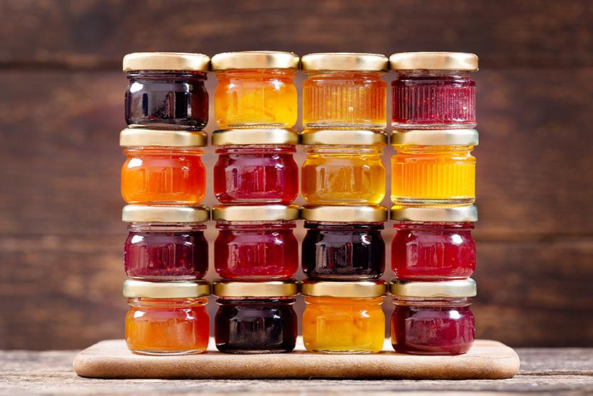 Jams Jellies Preserves