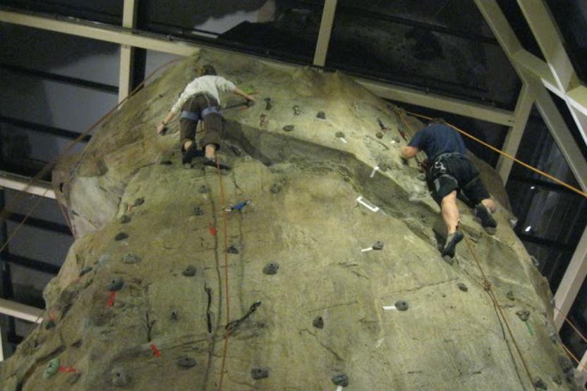 Kaf Adventures Indoor Climbing