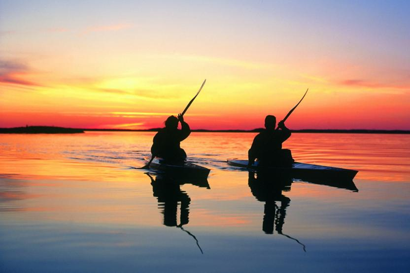 Kayaking Santa Barbara Fit Tours