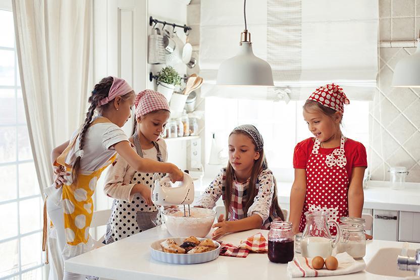Kids Baking