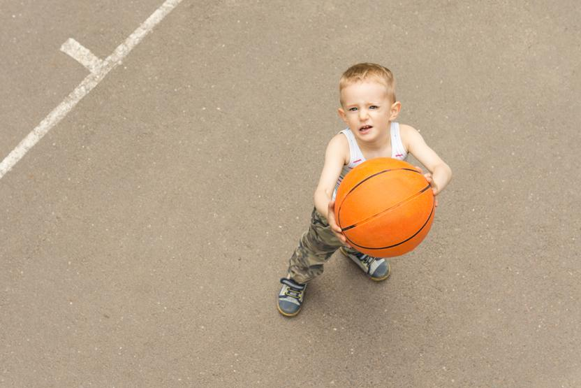 Kids Basketball Toddlers