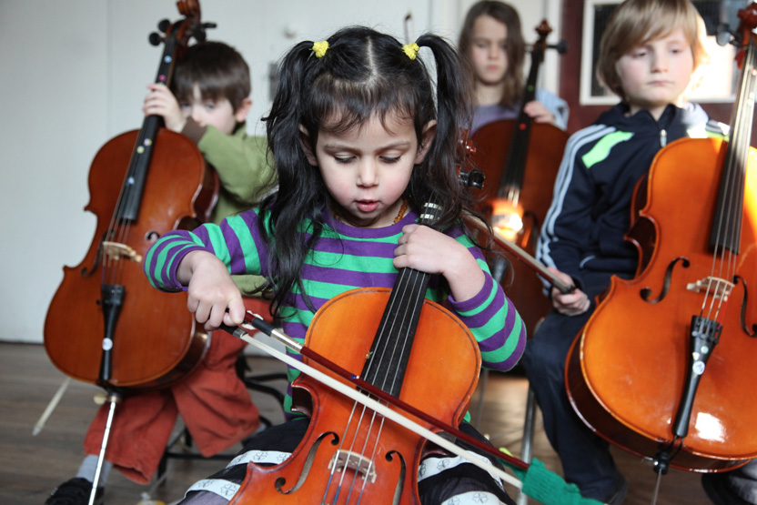 Kids Cello