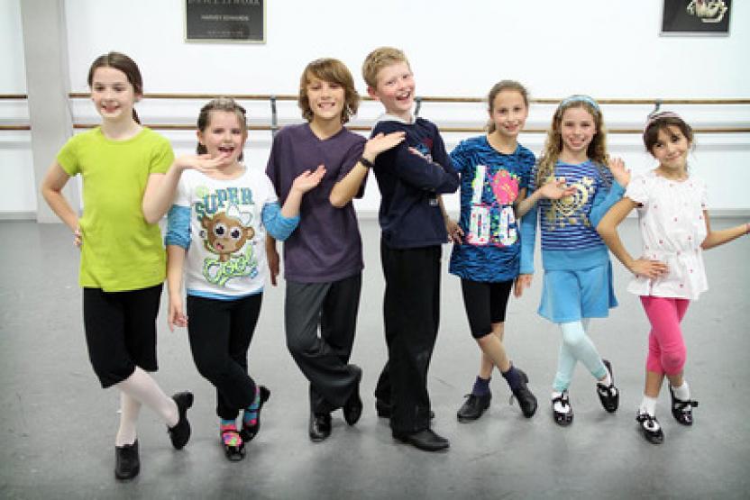 Kids Tap Dancing