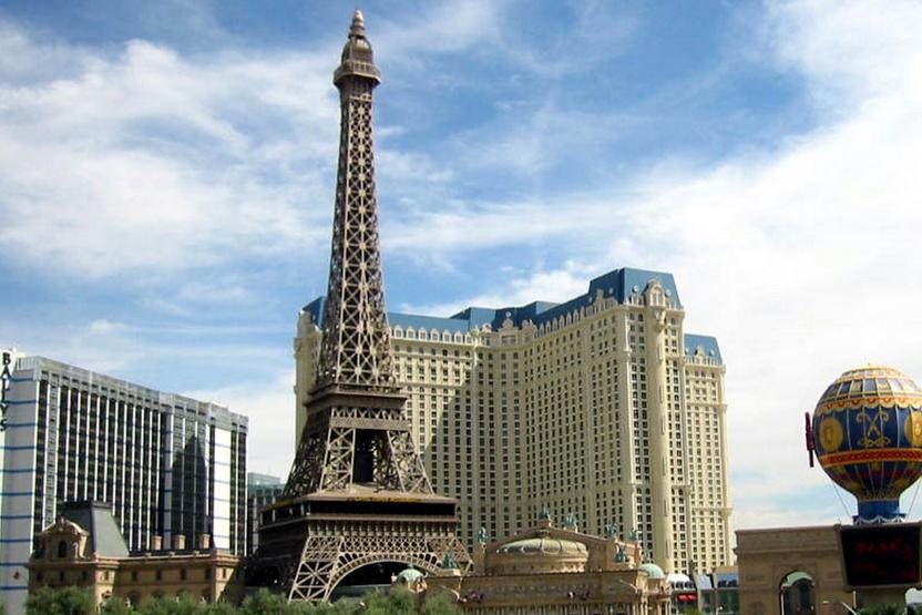 Las Vegas Strip Day