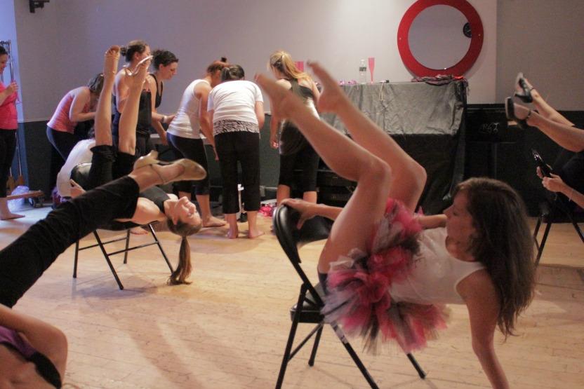 Le Scandal Burlesque Workshop