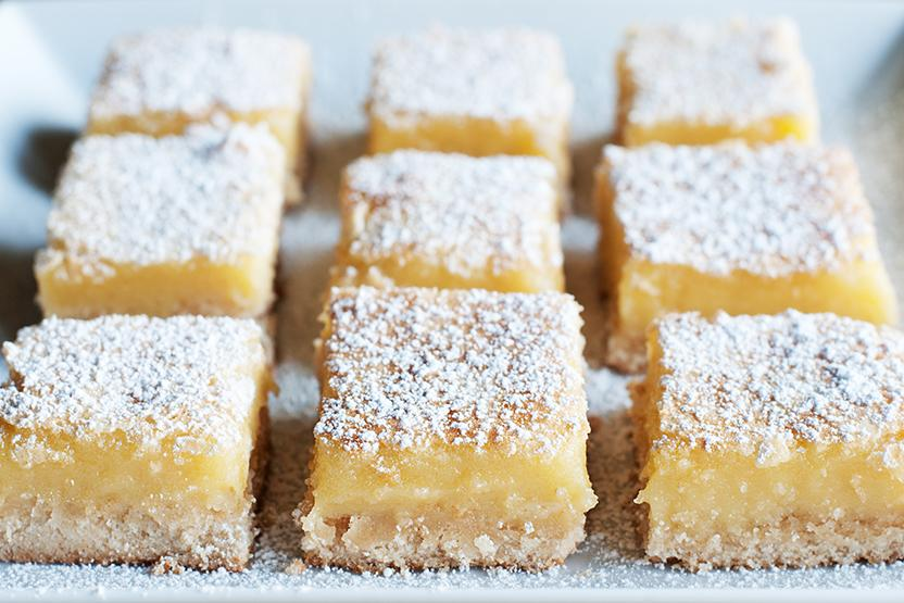 Lemon Tart Beignets