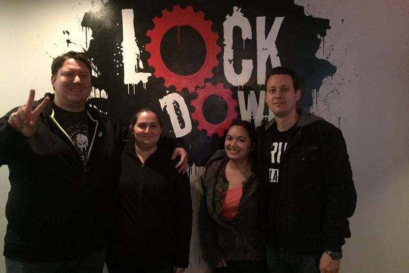 Medieval Escape Room Lockdown Rooms