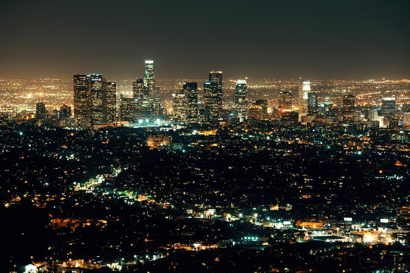Los Angeles Night Generic