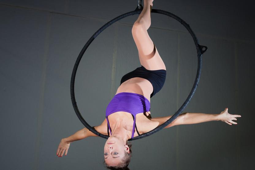 Lyra Aerial Hoops
