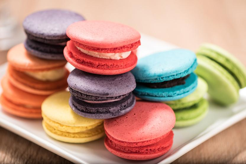 French Macaron Class Atelier Sucr 233 Sweets Dessert