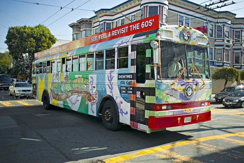 Magic Bus Sf