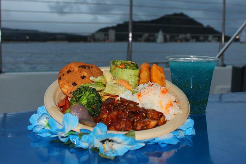 Makani Catamaran