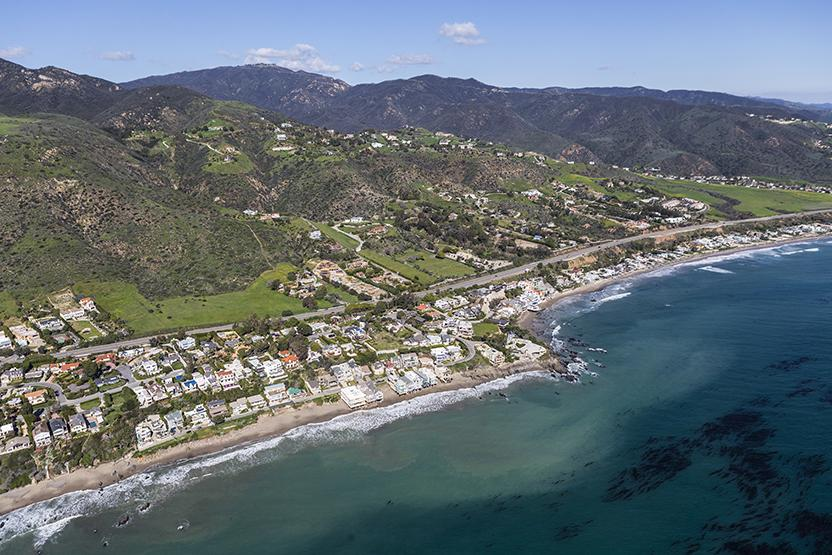 Malibu Aerial