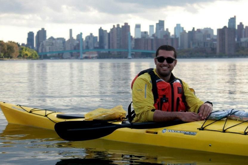 Manhattan Kayak Beginner Kayak 1