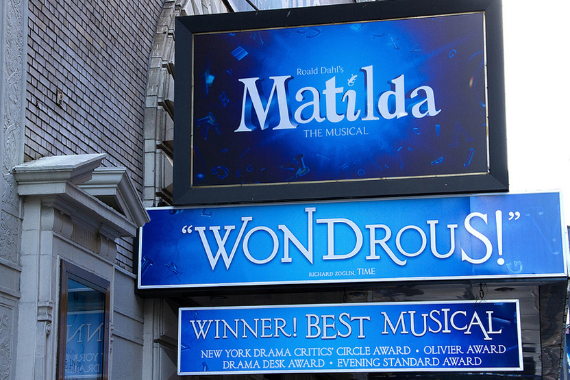 Matilda Broadway