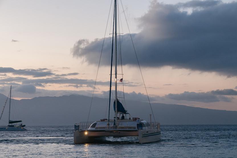 Maui Catamaran
