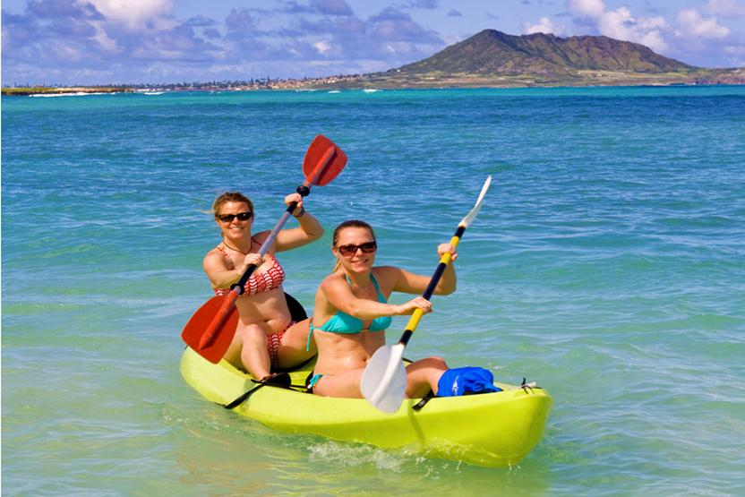 Maui Kayaking