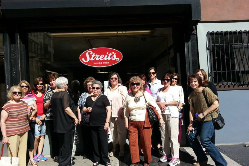 Metro Nyc Tours Jewish Lower East Side
