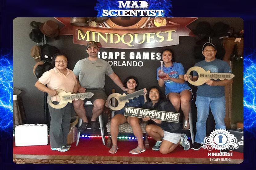 Mindquest Live Orlando Mad Scientist