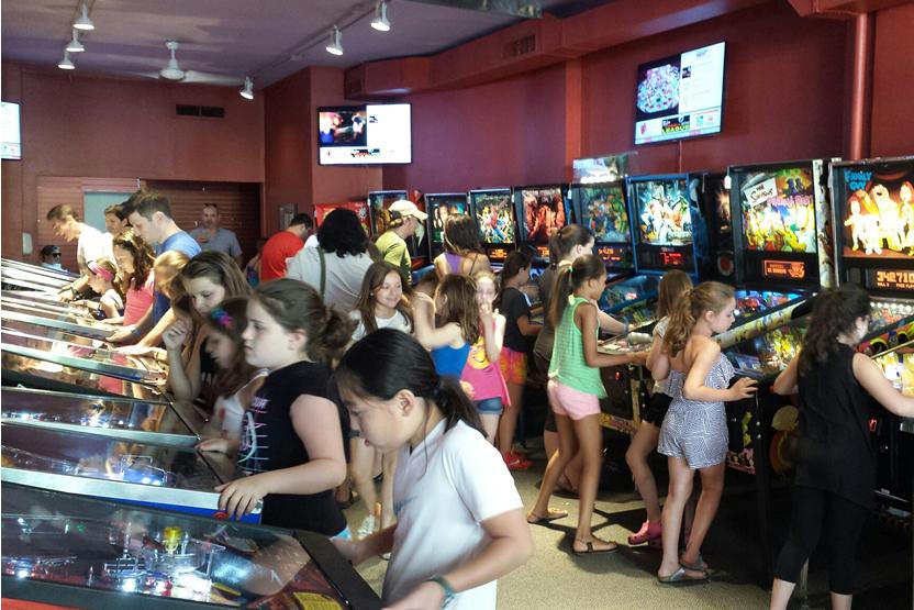 Modern Pinball Kids