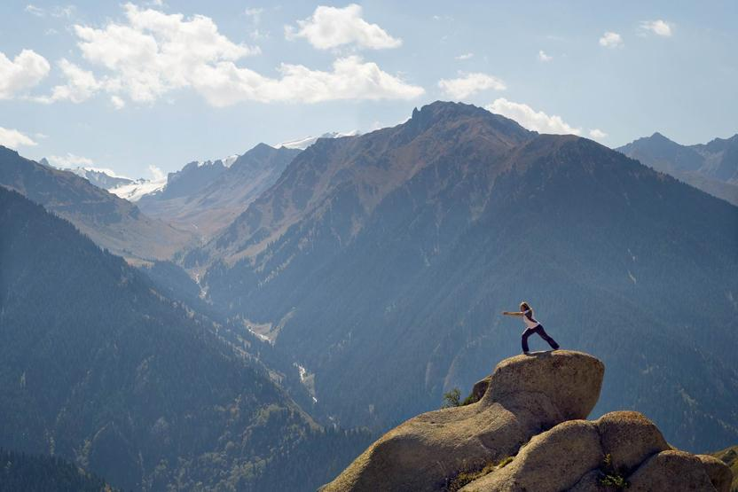 Mountain Yoga