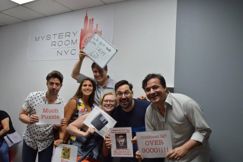 Mystery Room Nyc