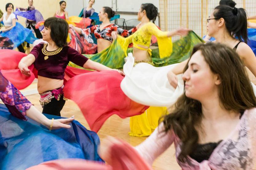 Nalini Dance Bollywood