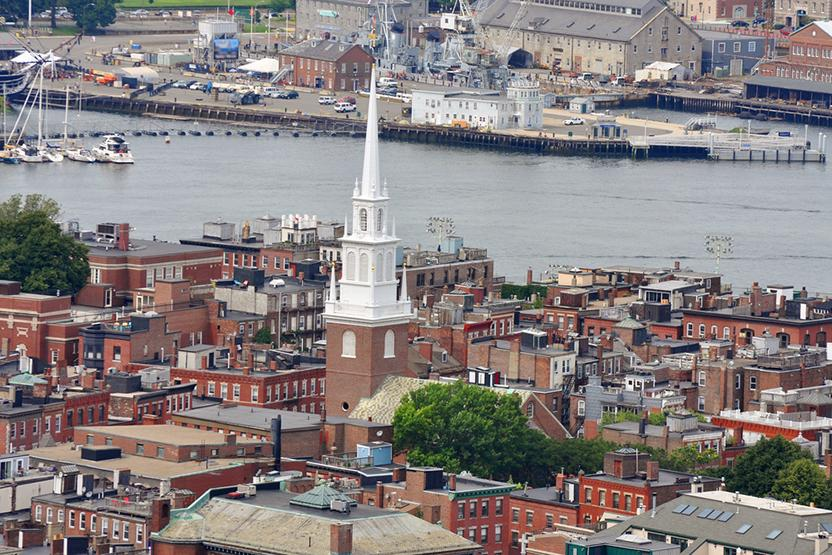 North End Boston Generic