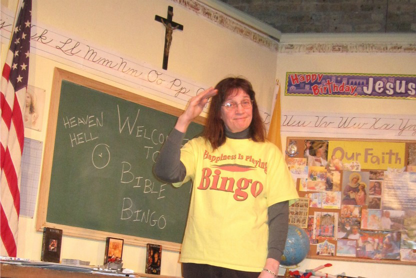 Nuns4fun Bible Bingo