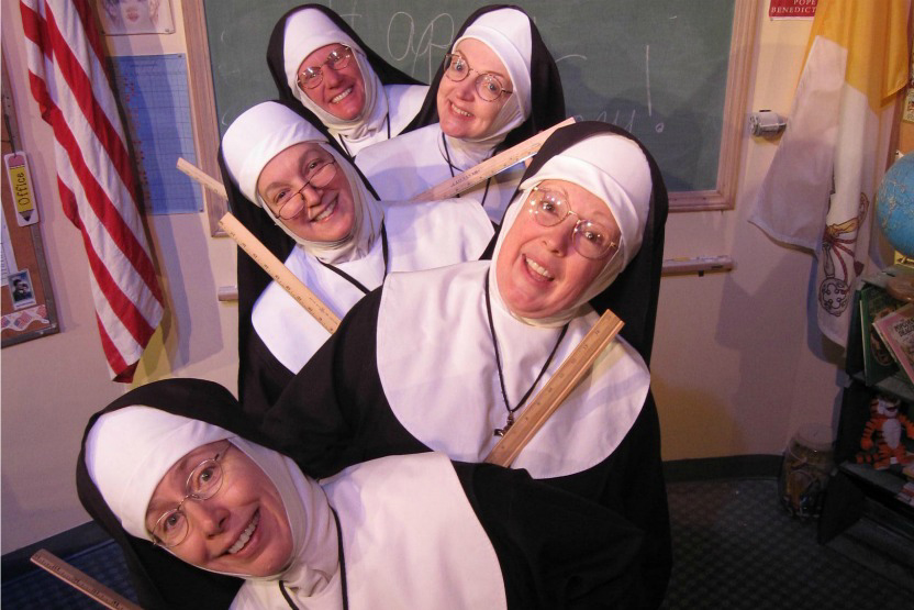 Nuns4fun Late Nite Catechism