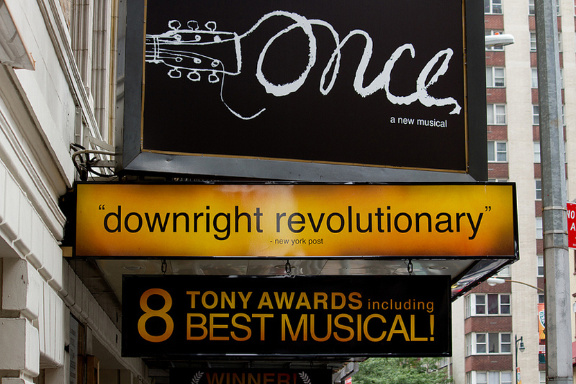 Once Broadway