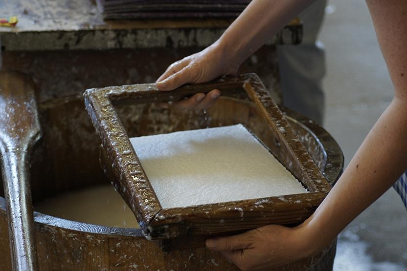 Papermaking