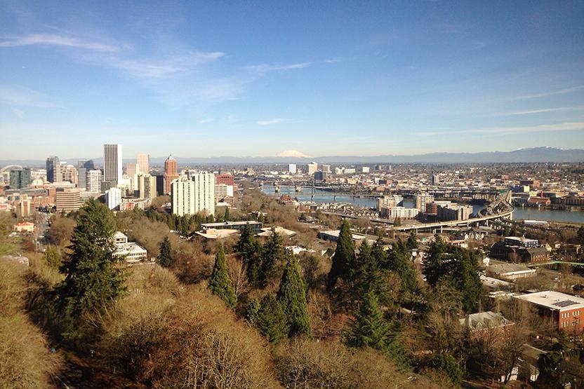 Portland Aerial