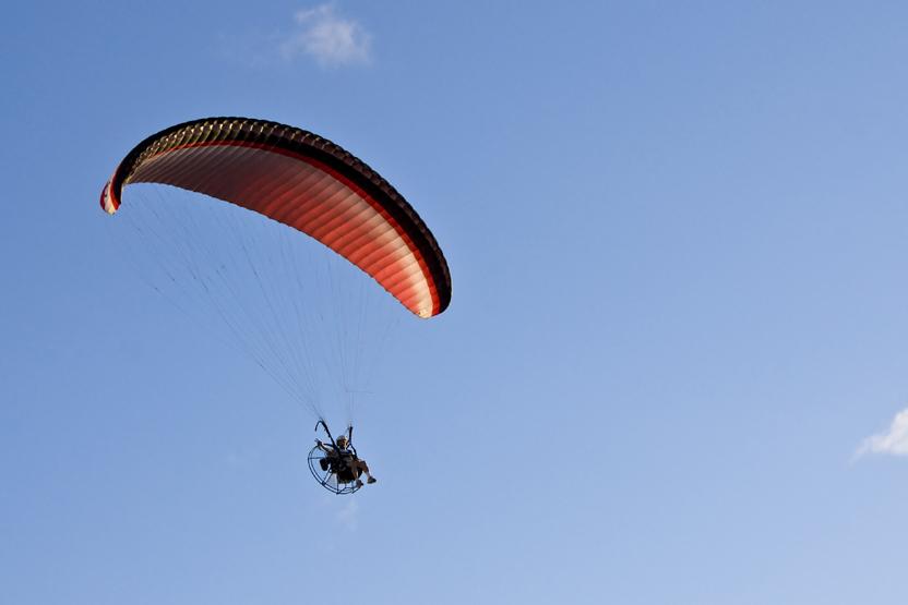 Powered Parachute