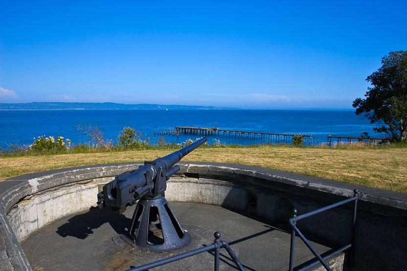 Puget Sound Military Fort