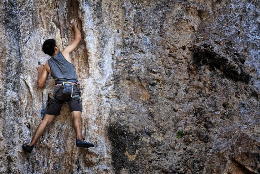 Rock Climbing Outdoor