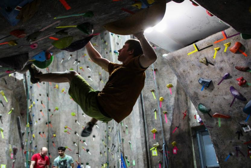Rock Spot Climbing Rock Climbing