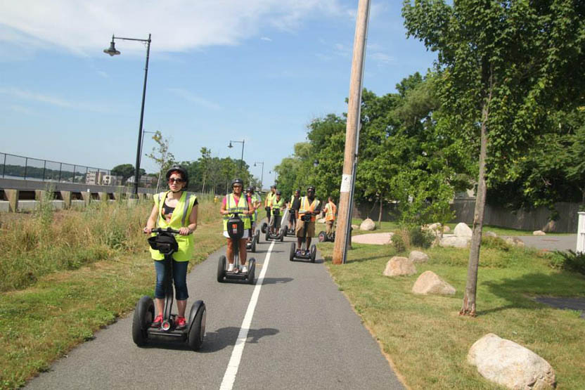 Salem Segway Tour