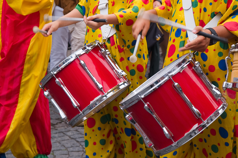Samba Brazilian Percussion