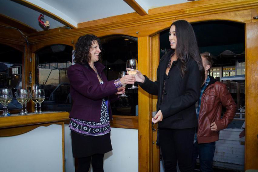 San Francisco Bay Boat Cruises Wine