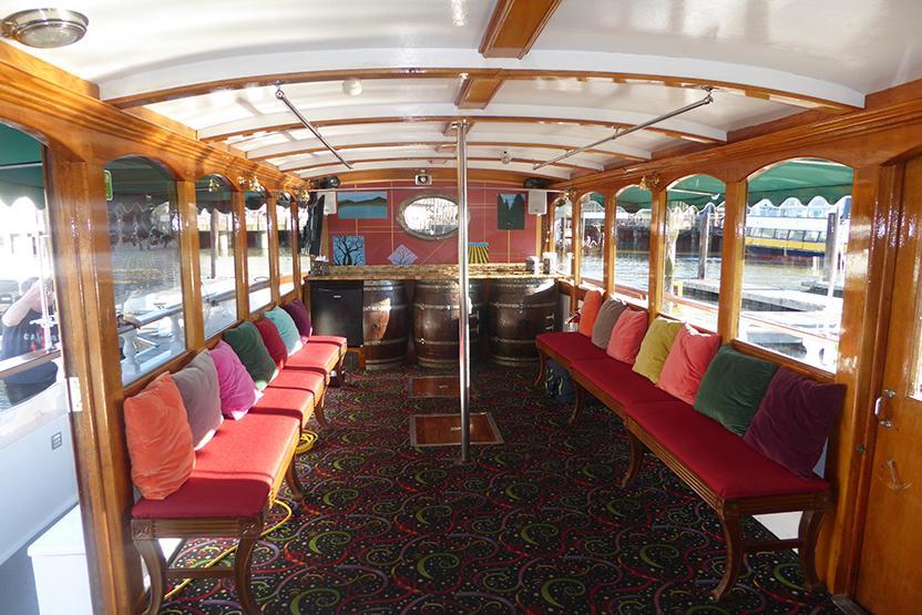 San Francisco Bay Boat Cruises Wine