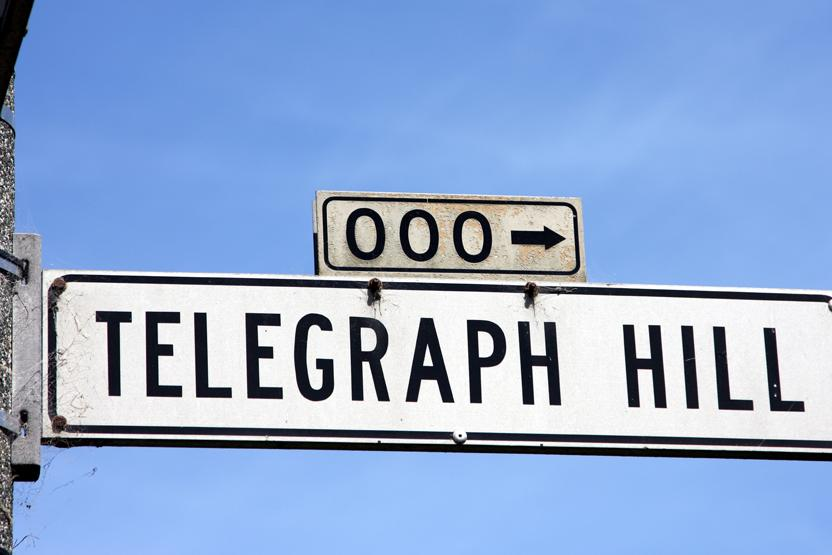 San Francisco Telegraph Hill