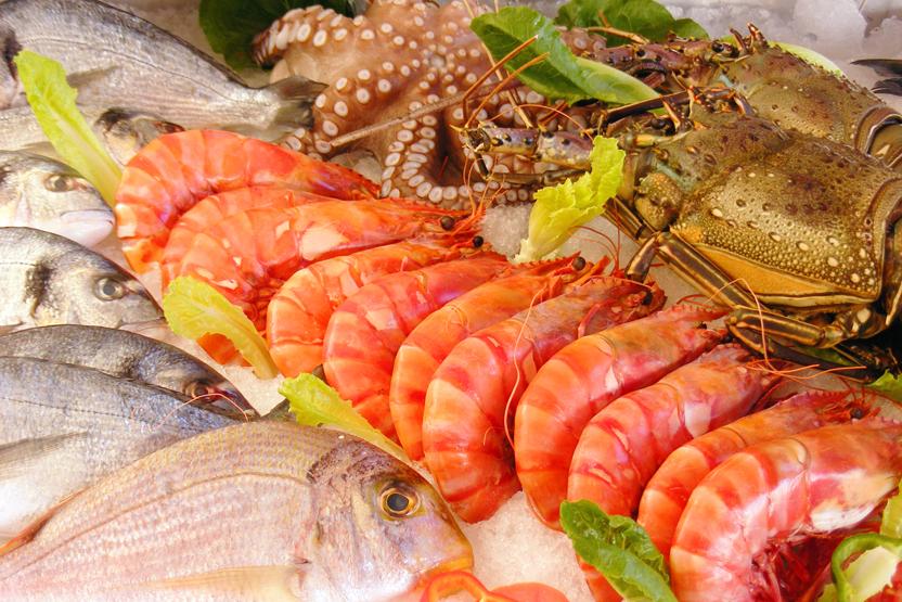 Seafood Clam Chowder