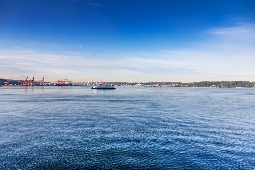 Seattle Lake