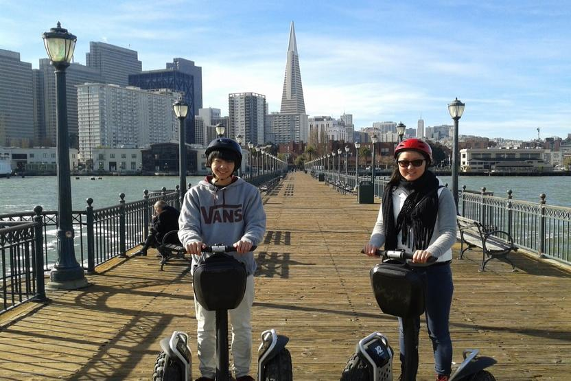 Segway Off Road Jack London Square Tour