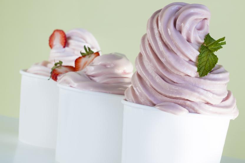 Soft Serve Ice Cream